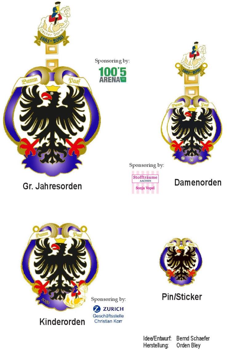 2020 Orden, K.K. Oecher Storm 1881