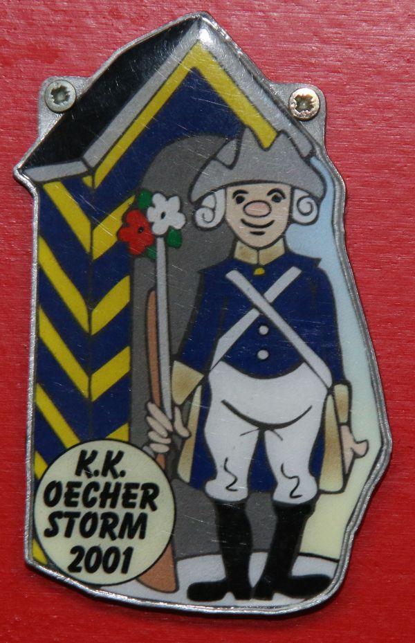Kinder 2001, K.K. Oecher Storm 1881