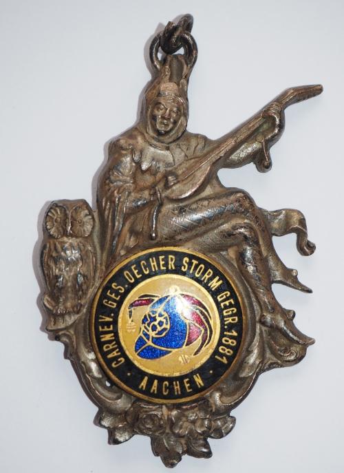 Orden 1934 1936, K.K. Oecher Storm 1881