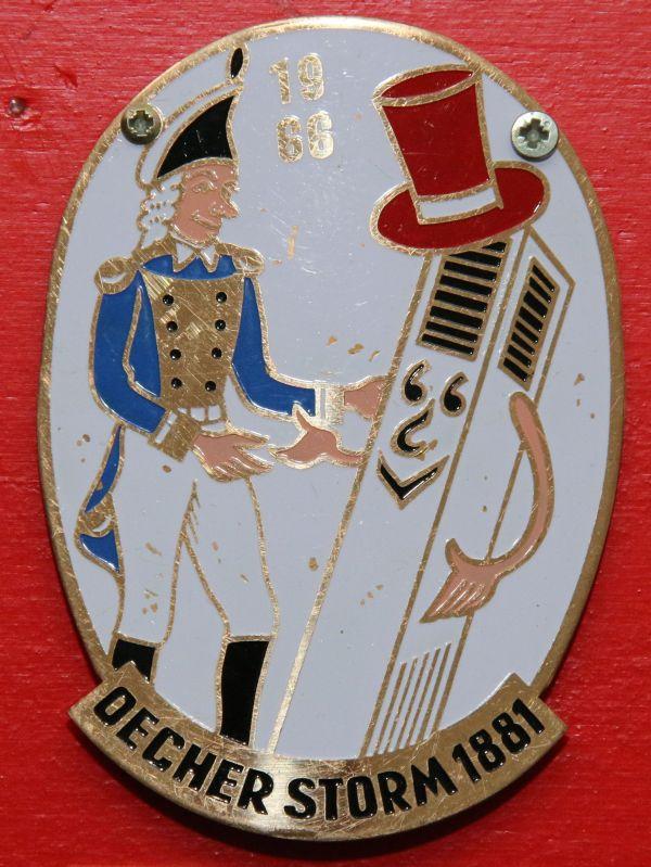 Orden 1966, K.K. Oecher Storm 1881