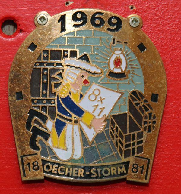 Orden 1969, K.K. Oecher Storm 1881