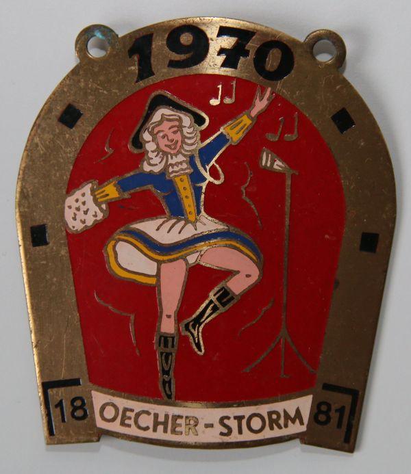 Orden 1970, K.K. Oecher Storm 1881