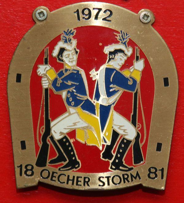Orden 1972, K.K. Oecher Storm 1881