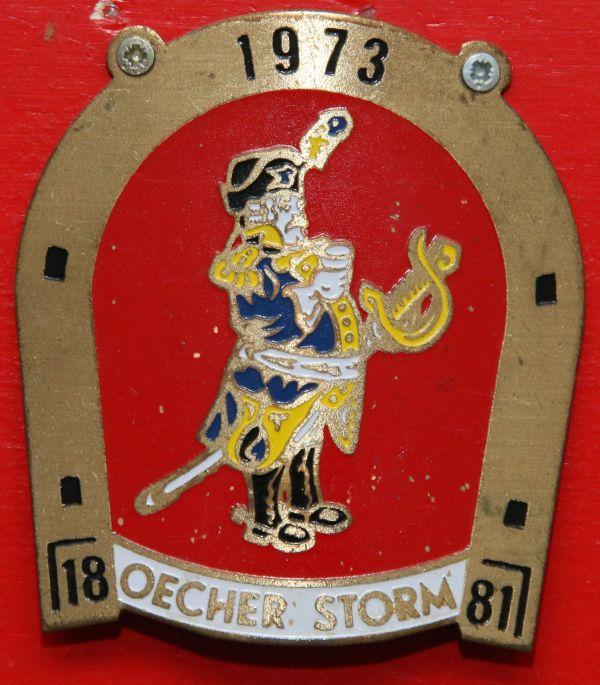 Orden 1973, K.K. Oecher Storm 1881