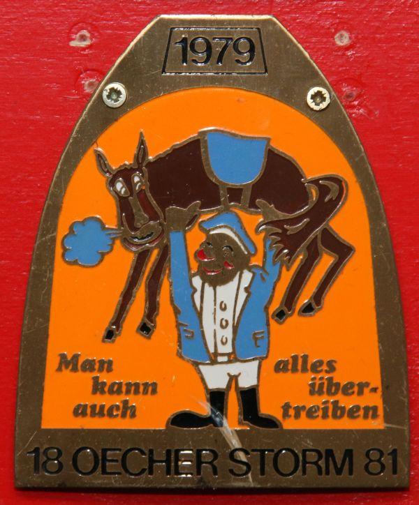 Orden 1979, K.K. Oecher Storm 1881