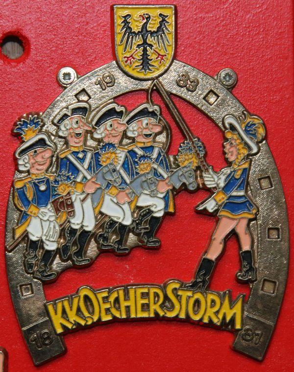 Orden 1983, K.K. Oecher Storm 1881