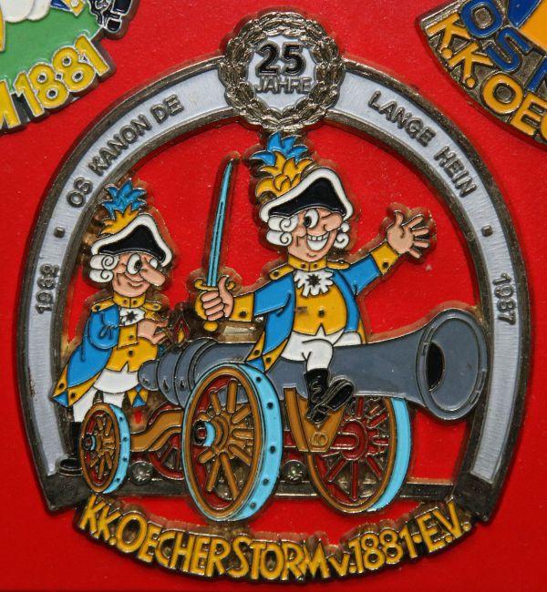 Orden 1987, K.K. Oecher Storm 1881