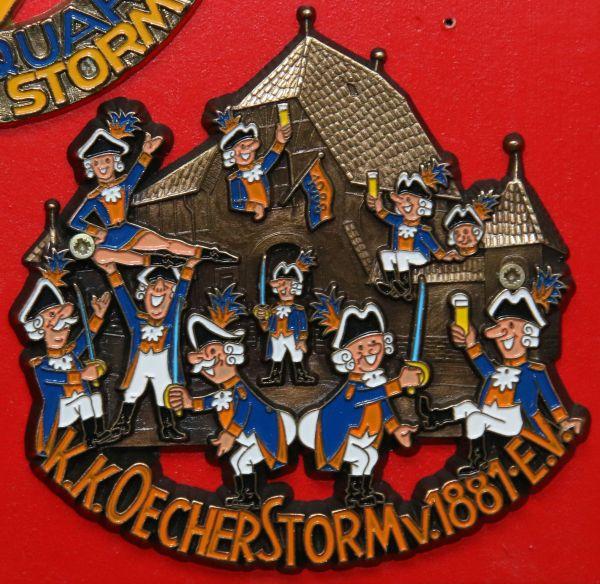 Orden 1988, K.K. Oecher Storm 1881