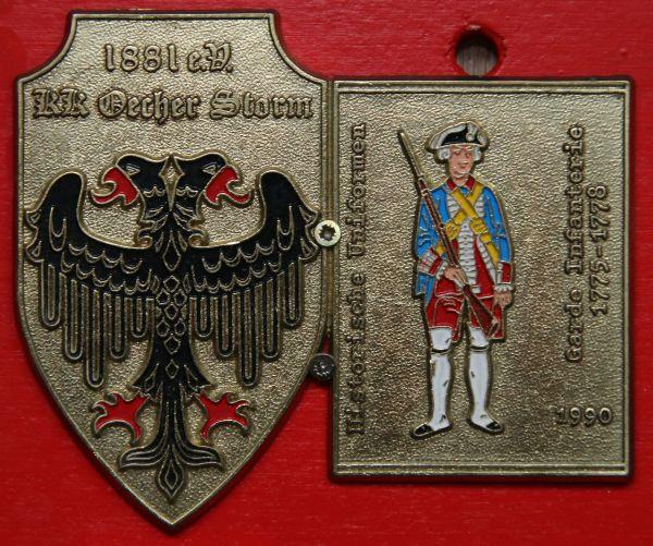 Orden 1990, K.K. Oecher Storm 1881