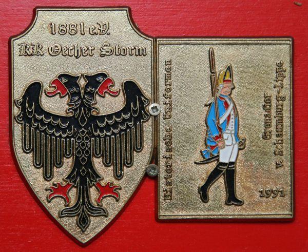 Orden 1991, K.K. Oecher Storm 1881