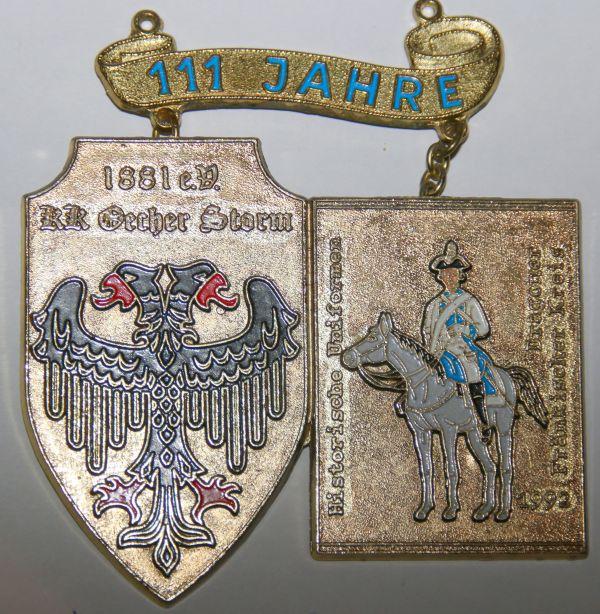Orden 1992, K.K. Oecher Storm 1881