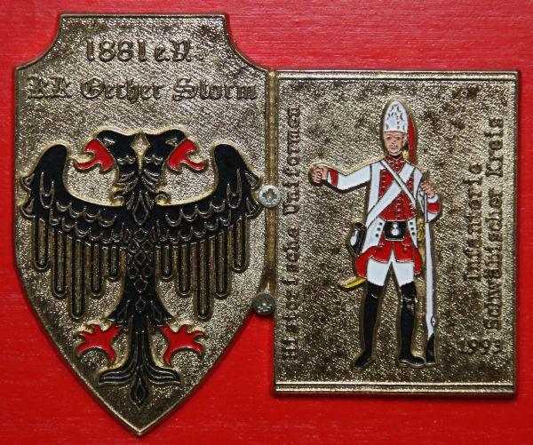 Orden 1993, K.K. Oecher Storm 1881
