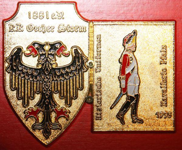 Orden 1995, K.K. Oecher Storm 1881