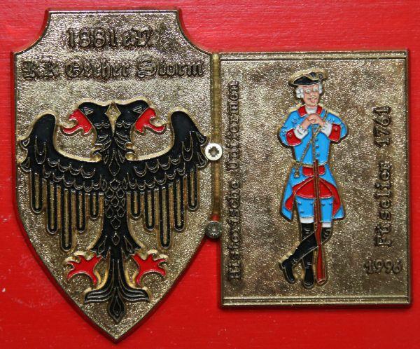 Orden 1996, K.K. Oecher Storm 1881