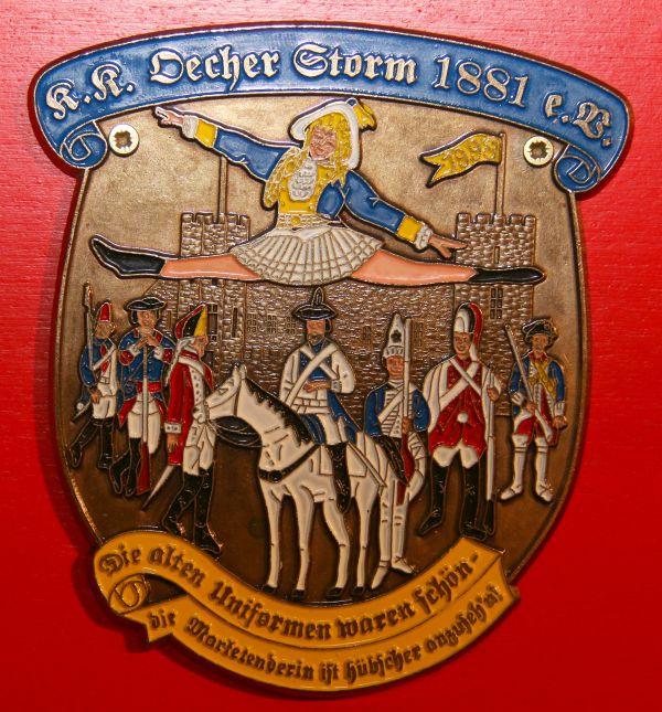 Orden 1998, K.K. Oecher Storm 1881