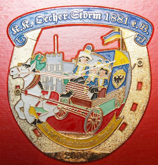 Orden 2000, K.K. Oecher Storm 1881