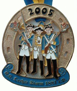 Orden 2005, K.K. Oecher Storm 1881