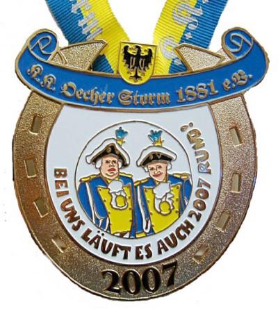 Orden 2007, K.K. Oecher Storm 1881